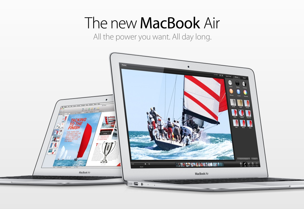 macbook air 2013 update