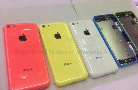 iphone 5c rumored colors