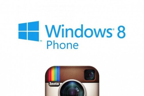 instagram windows phone 8 logo