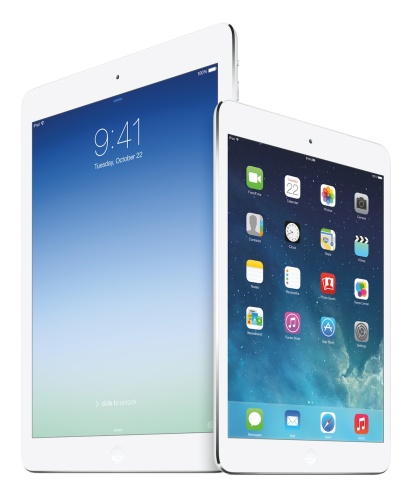 ipad air ipad mini retina display