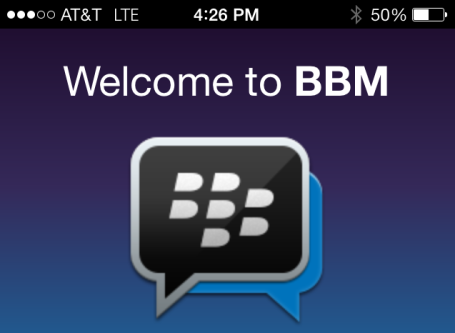 welcome to bbm